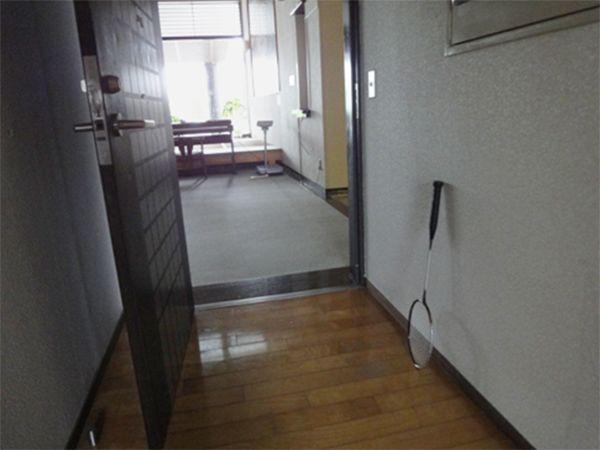 JCMU Wheelchair Accessible Dorm   Entryway ...