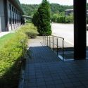 JCMU Campus - Wheelchair Accessible Entrance, Academic Building (2)